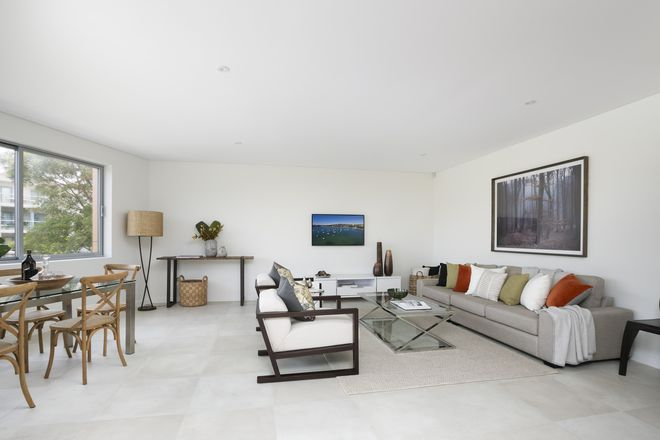 Picture of 3/5 Benelong Crescent, BELLEVUE HILL NSW 2023