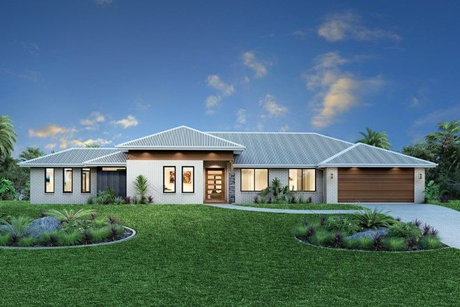 Picture of Lot *206 Silverdale St, Harris Crossing, BOHLE PLAINS QLD 4817