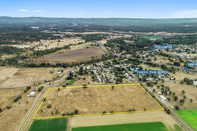 Picture of Lot 20 Lockyer Creek Road, HELIDON QLD 4344