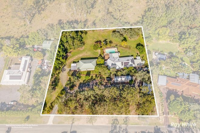 Picture of 10-12 Enkleman Road, YATALA QLD 4207