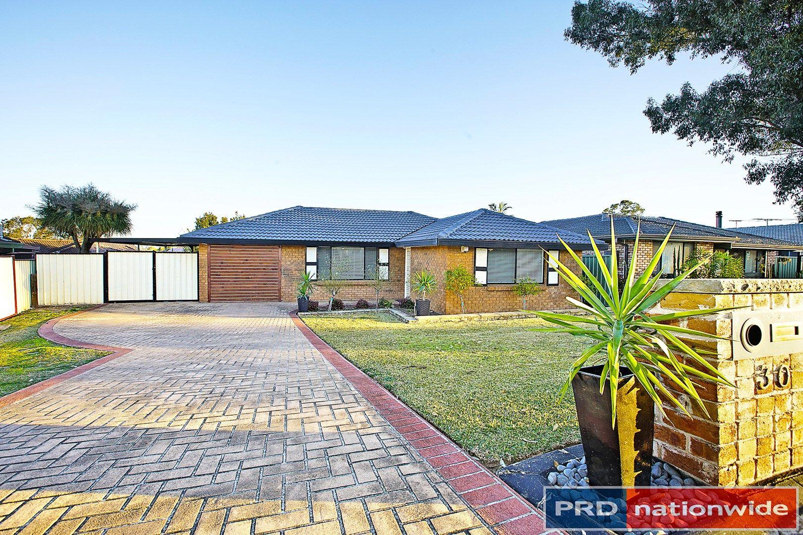 30 Madigan Drive, Werrington County NSW 2747, Image 0