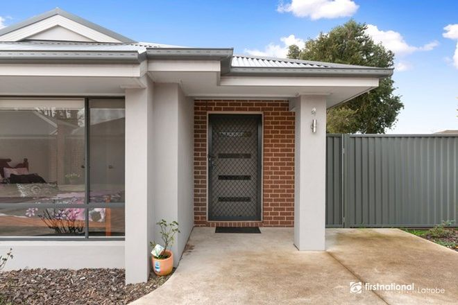 Picture of 4/12-14 Munro street, TRARALGON VIC 3844