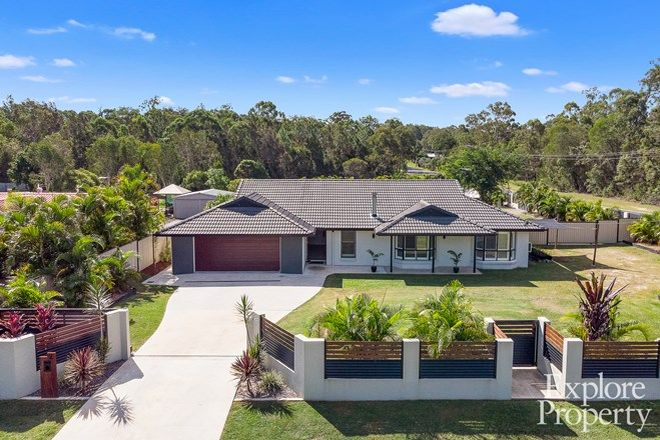 Picture of 2 Rivergum Drive, BURPENGARY QLD 4505