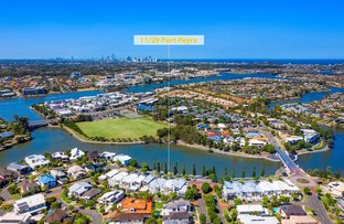 Picture of 11/29 Port Peyra Crescent, Varsity Lakes QLD 4227