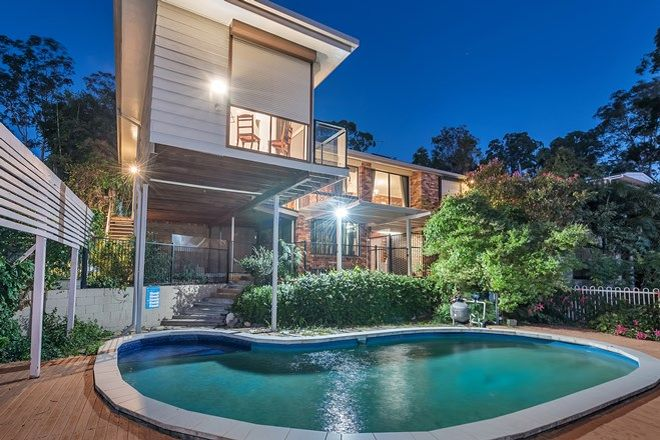 Picture of 155 Mount Ommaney Drive, JINDALEE QLD 4074