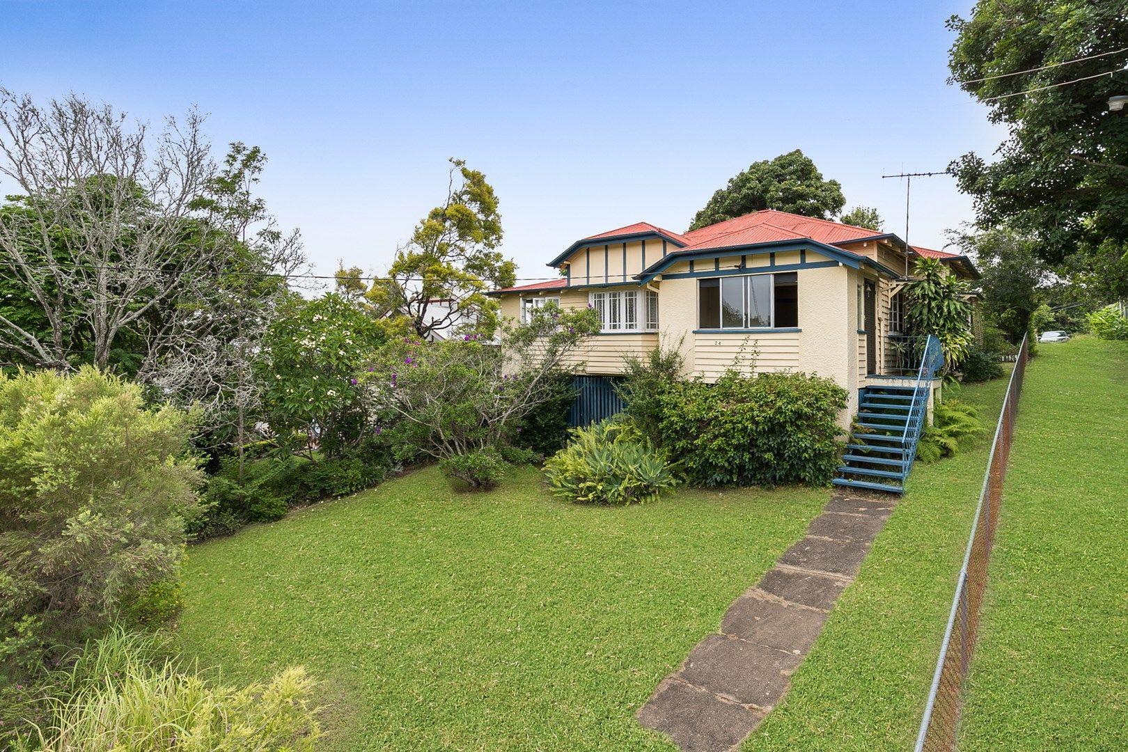 24 Millwood Street, Bardon QLD 4065, Image 0