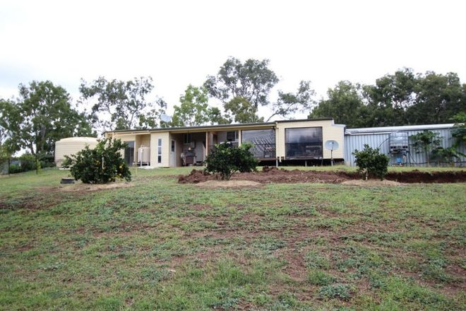 Picture of 41 Spinnach Creek Road, FORDSDALE QLD 4343