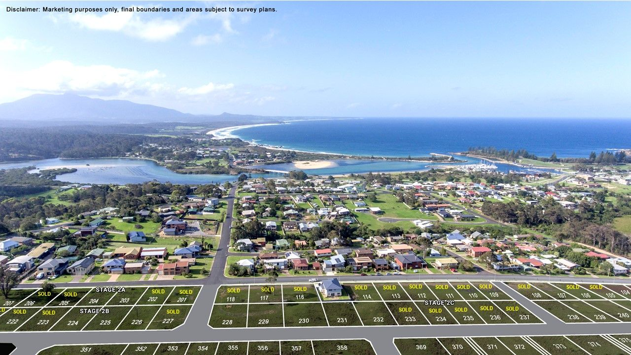 1 or 2/Lot 103 Parbery Ave, Bermagui NSW 2546, Image 2
