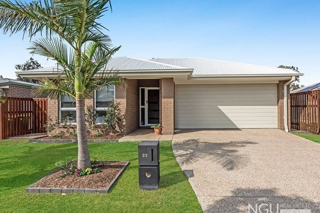 Picture of 23 Sovereign Drive, DEEBING HEIGHTS QLD 4306