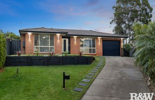 Picture of 30 Kingfisher Place, Glendenning NSW 2761