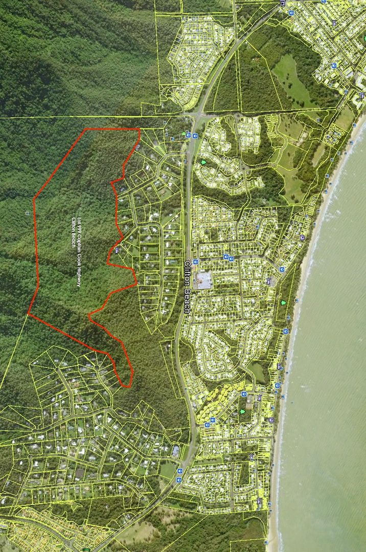 Lot 999 Captain Cook Highway, Clifton Beach QLD 4879, Image 1