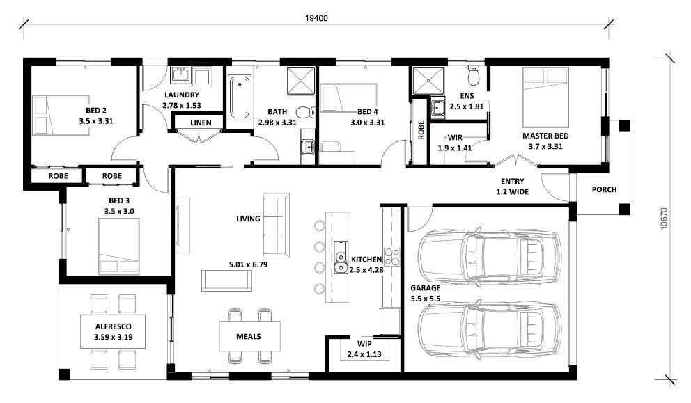 Lot 6 Bluebell Crescent, Spring Farm NSW 2570, Image 1