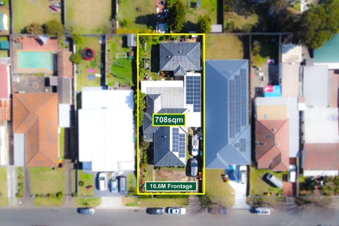 Picture of 38 Wallace Street, SEFTON NSW 2162