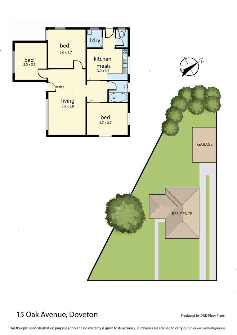 15 Oak Avenue, Doveton VIC 3177, Image 1