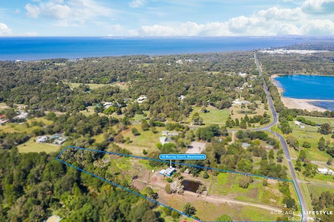 Picture of 18 Murray Court, BEACHMERE QLD 4510