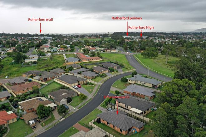 Picture of 8 Pumphouse Crescent, RUTHERFORD NSW 2320