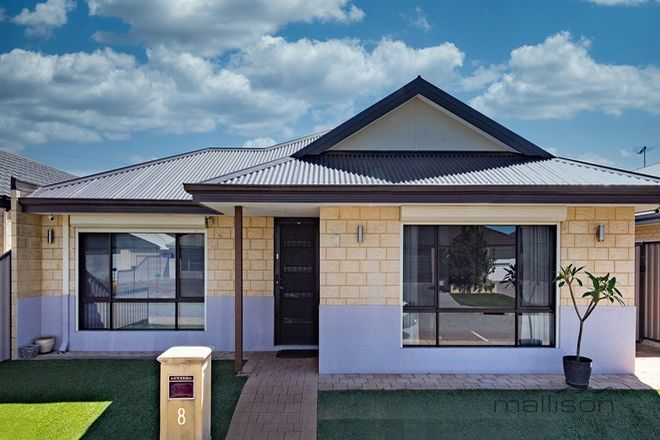 Picture of 8 Montpellier Way, PIARA WATERS WA 6112