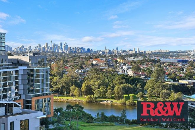 Picture of A1504/35 Arncliffe  Street, WOLLI CREEK NSW 2205