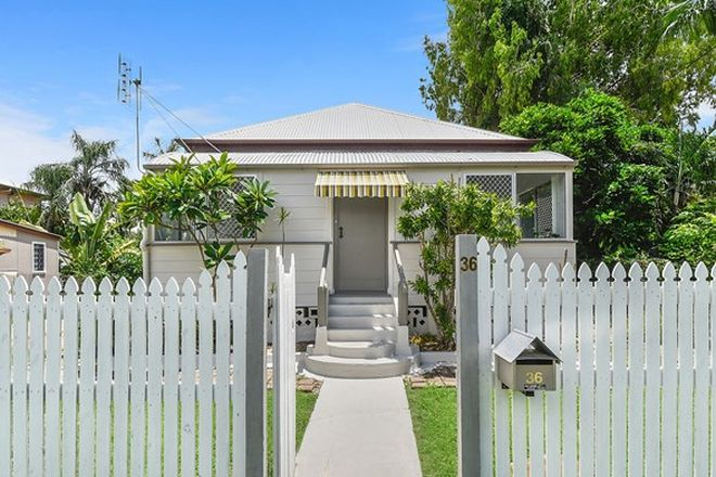 Picture of 36 Nelson Street, SOUTH TOWNSVILLE QLD 4810