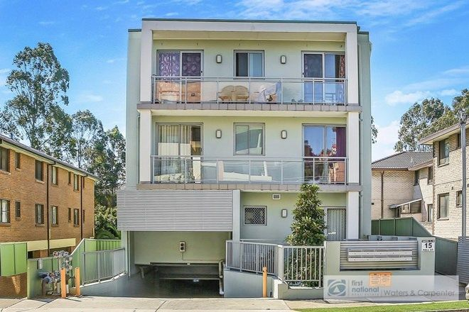 Picture of 5/15 Hall Street, AUBURN NSW 2144