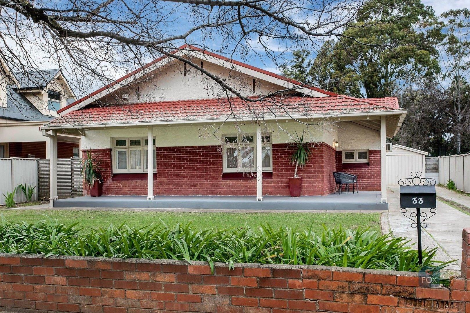 33 Adelaide Street, Maylands SA 5069, Image 0