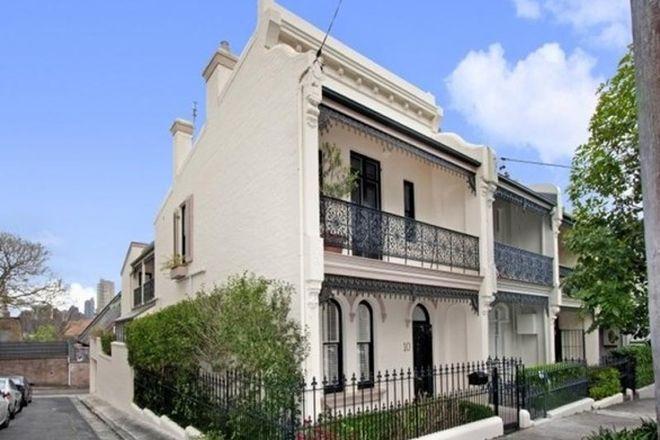 Picture of 10 Duxford Street, PADDINGTON NSW 2021