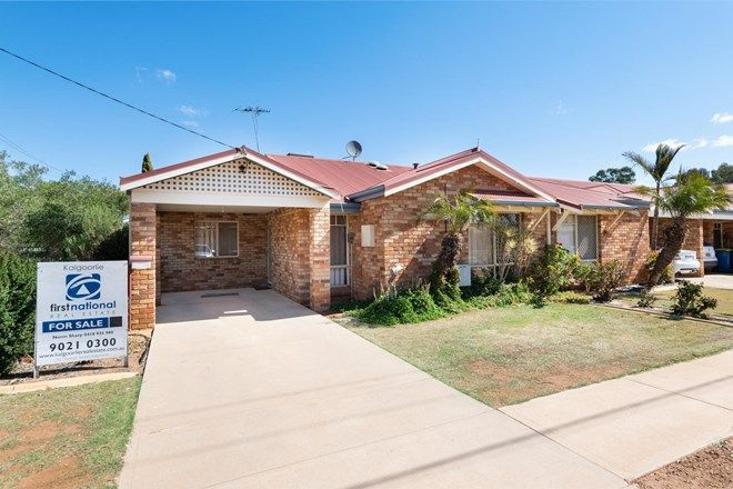 Picture of 46A Carrington Street, SOUTH KALGOORLIE WA 6430