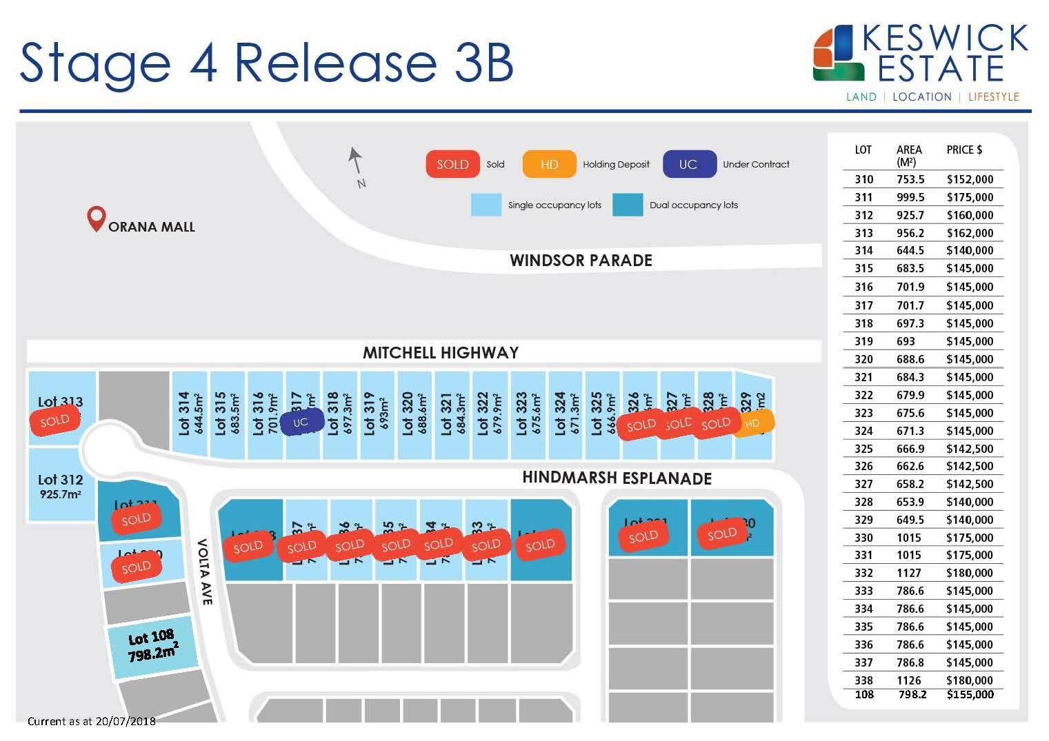 Keswick Estate Stage 4 Release 3b, Dubbo NSW 2830, Image 0