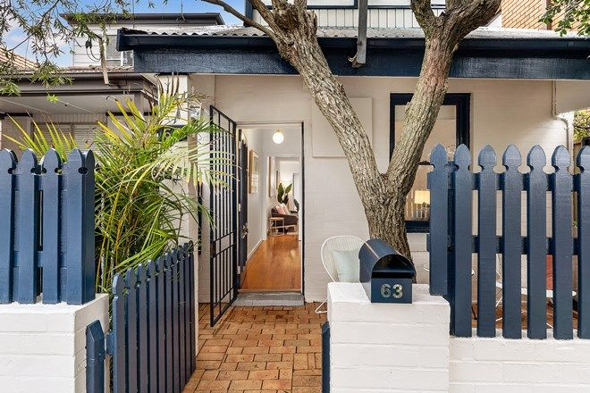 Picture of 63 Ryan Street, LILYFIELD NSW 2040