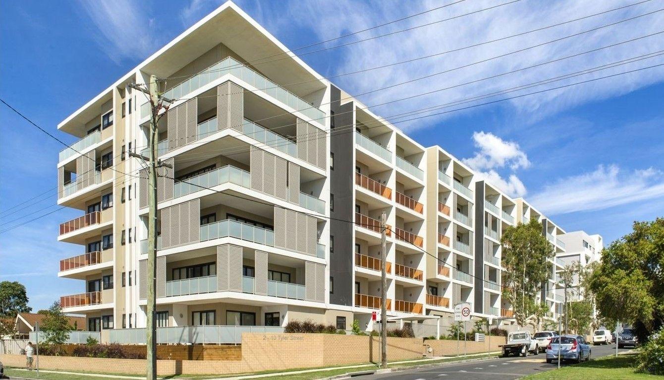 Unit 57/2-10 Tyler St, Campbelltown NSW 2560, Image 0