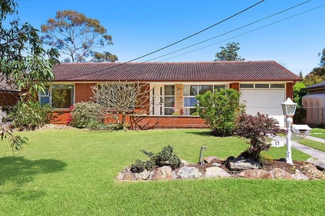 Picture of 17 Tralee Avenue, KILLARNEY HEIGHTS NSW 2087