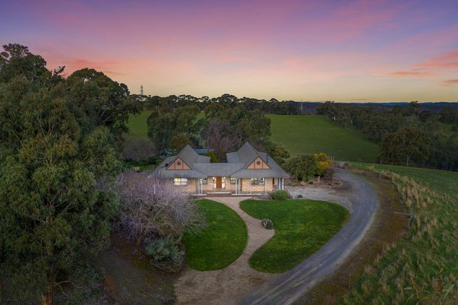 Picture of 37 Cockatoo Lane, CHANDLERS HILL SA 5159
