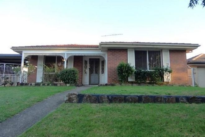 Picture of 6 Ashgrove Crescent, BLACKTOWN NSW 2148