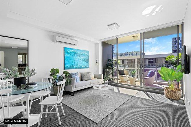 Picture of 612/6 Ascot  Avenue, ZETLAND NSW 2017