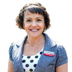 Linda Hogan, Sales representative