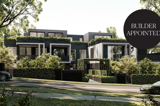 Picture of 8 GRATTAN STREET, HAWTHORN, VIC 3122