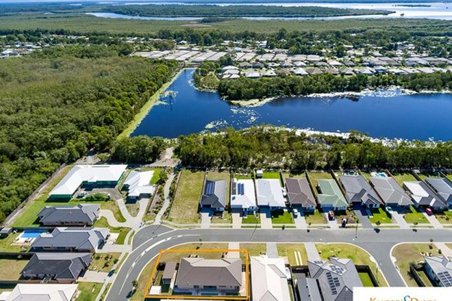 Picture of 16 Lakeside Crescent, NINGI QLD 4511