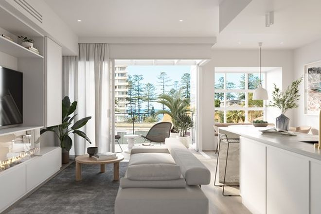Picture of 1/25 Kangaroo Lane, MANLY NSW 2095