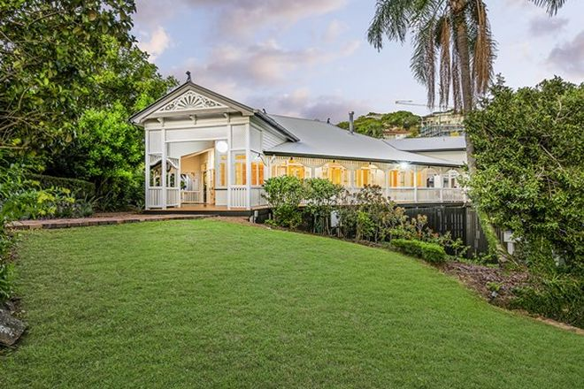 Picture of 43 Crescent Road, HAMILTON QLD 4007