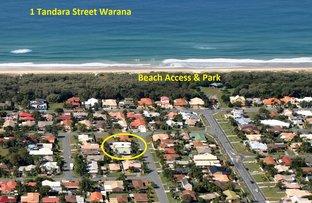 1 Tandara Street, Warana QLD 4575