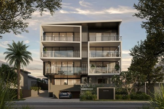 Picture of 402/93 Bradman Avenue, MAROOCHYDORE QLD 4558