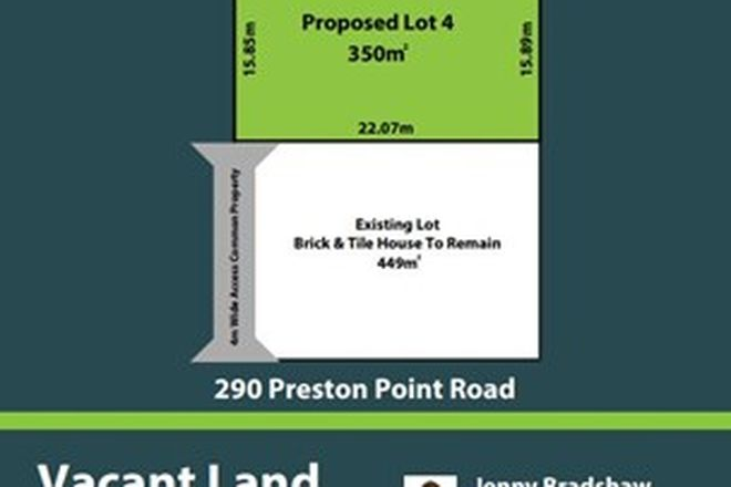 Picture of 290A Preston Point Road, BICTON WA 6157