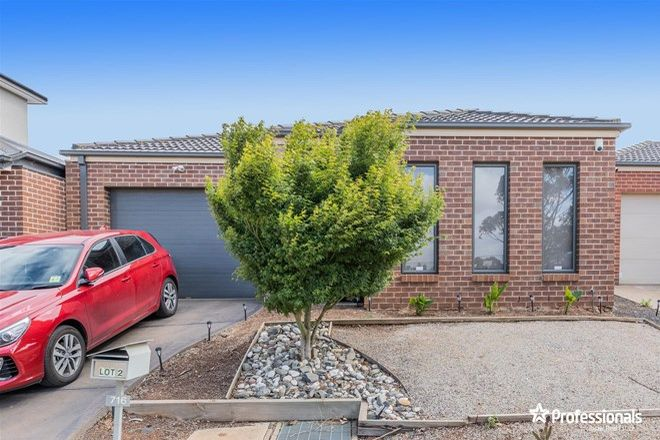 Picture of 2/716 High Street, MELTON WEST VIC 3337
