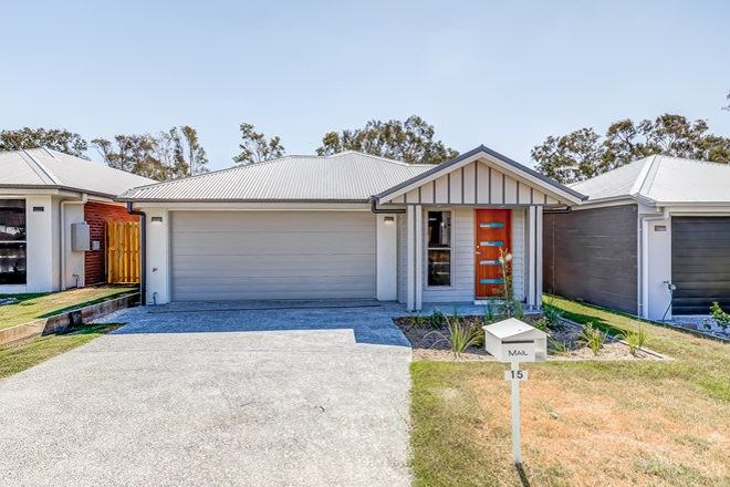 Picture of 15 Angus Court, PARK RIDGE QLD 4125