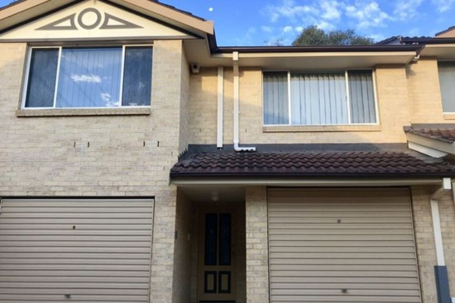 Picture of 5/27 Windermere, NORTHMEAD NSW 2152