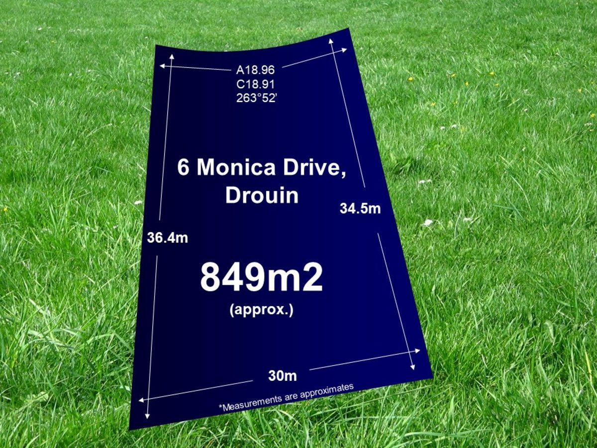 6 Monica Drive, Drouin VIC 3818, Image 0