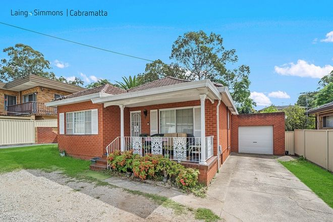 Picture of 111 Reservoir Road, MOUNT PRITCHARD NSW 2170