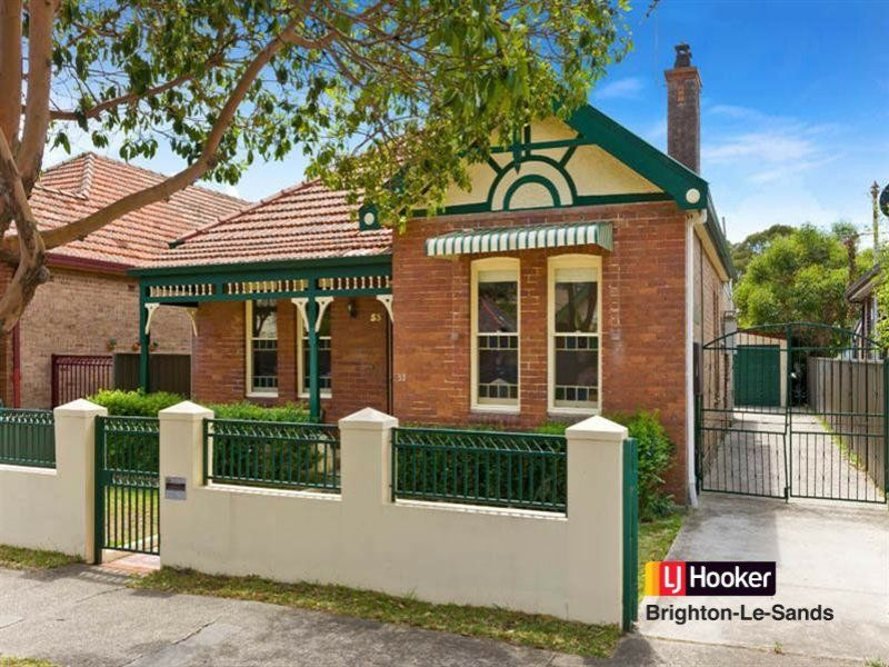 53 PRINCESS ST, Brighton-Le-Sands NSW 2216, Image 0