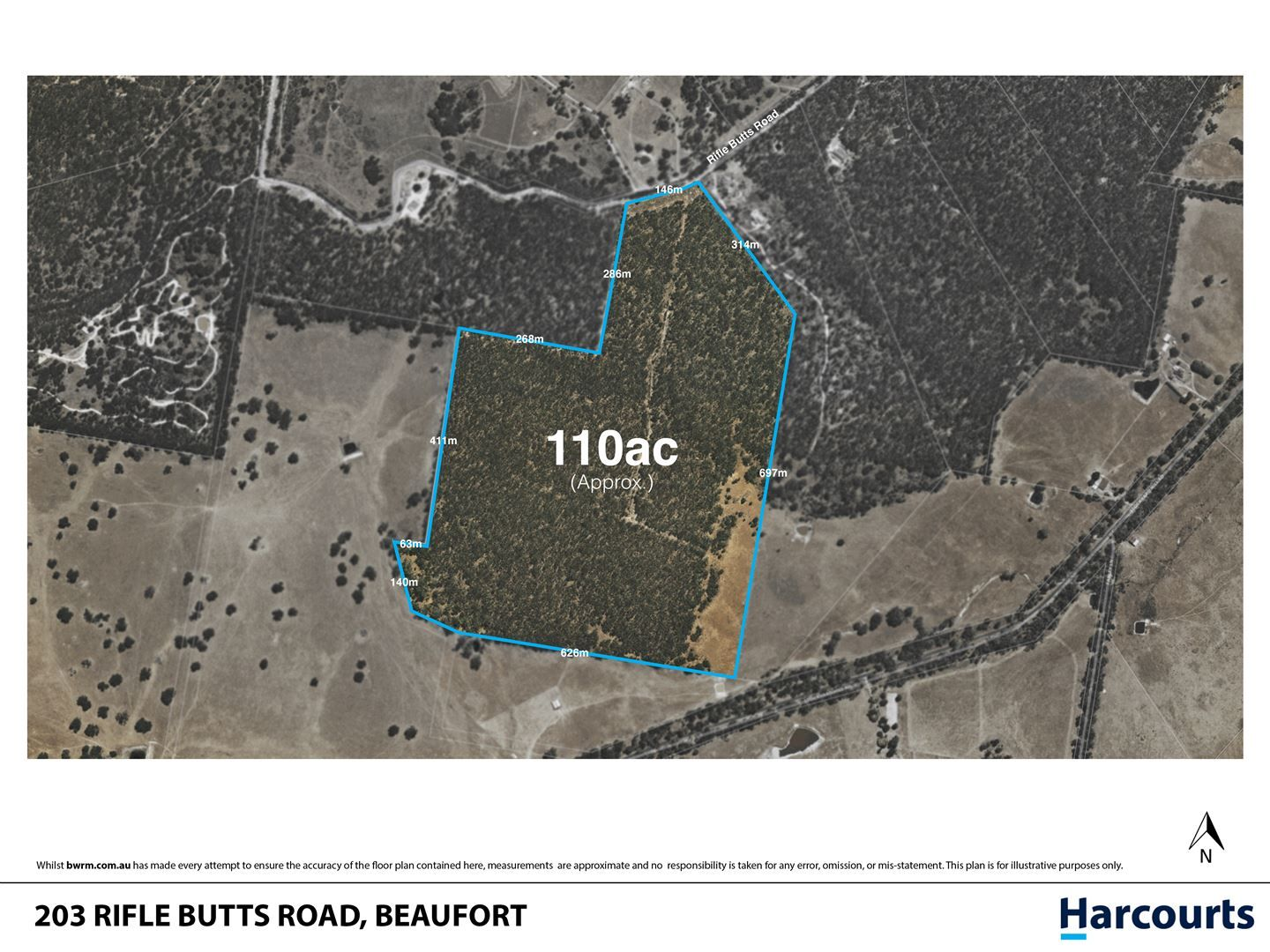 203 Rifle Butts Road, Beaufort VIC 3373, Image 0