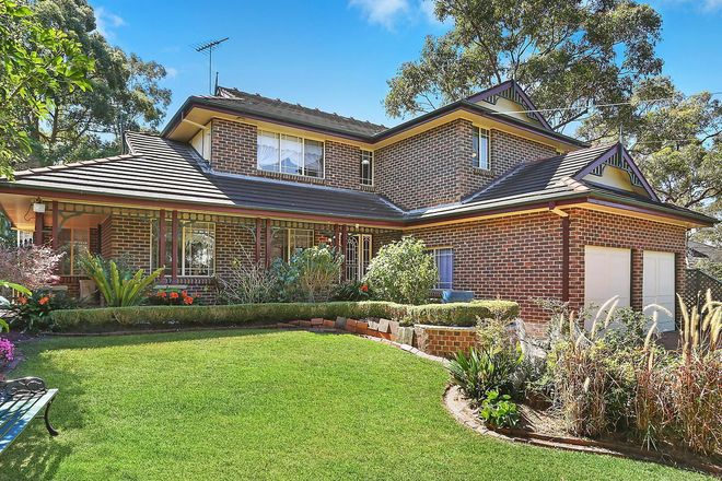 5 Oakwood Place, HORNSBY HEIGHTS NSW 2077
